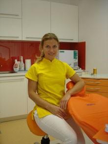 Stomatolog Małgorzata Krawczyk-Stuss